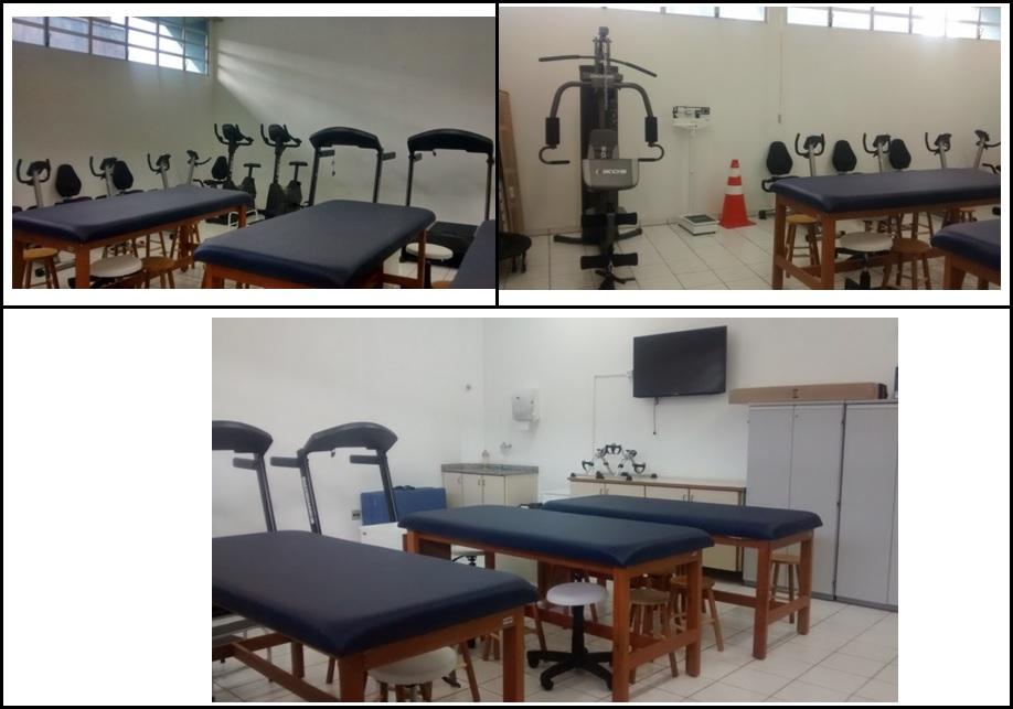 Laboratório de Fisioterapia Respiatória e Cardiologia