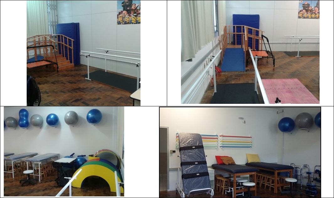 Laboratório de Fisioterapia em Neurologia e Pediatria